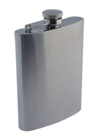 Colonel Conk – Matte Finish 9 oz Flask