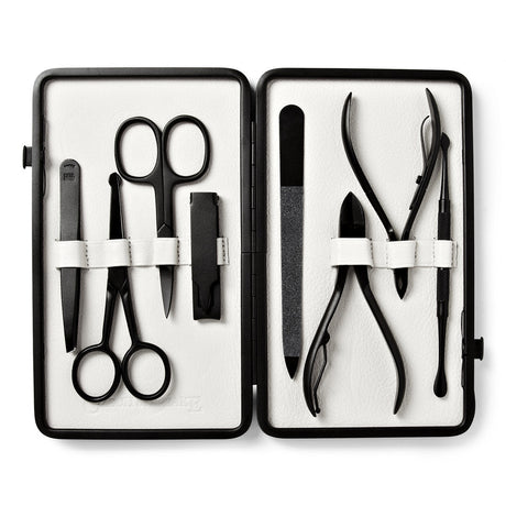 Manicure Set – Cream & Stone