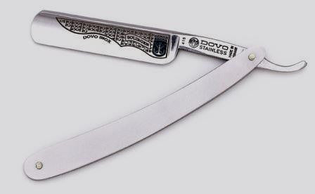 DOVO – Stainless Steel Straight Razor #846