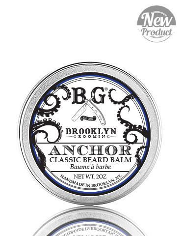 Brooklyn Grooming – Anchor Beard Balm