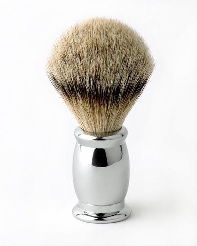 Edwin Jagger – Bulbous Chrome Double Edge Razor