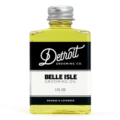 Detroit Grooming Co. – Belle Isle Beard Oil