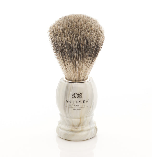 St. James of London – Best Badger Shave Brush