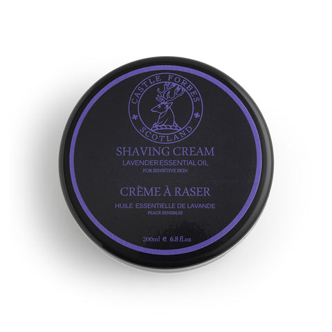 Castle Forbes – Lavender Shaving Cream