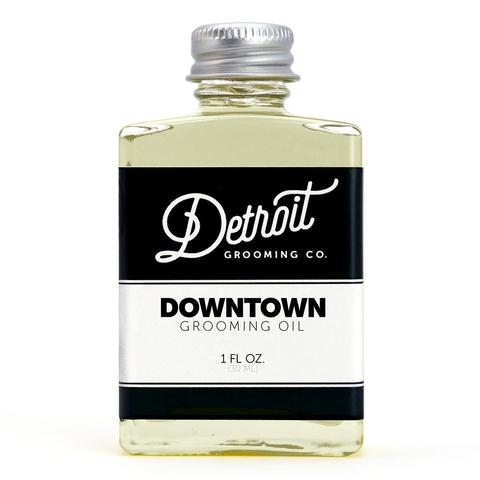 Detroit Grooming Co. – Downtown Beard Oil