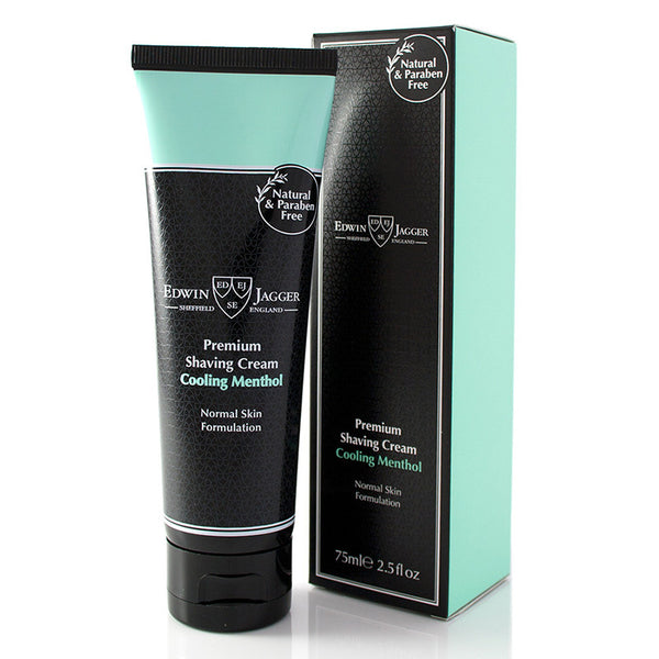 Edwin Jagger – Cooling Menthol Shaving Cream