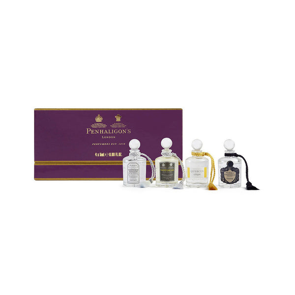 Penhaligon's – Gentlemen's Miniature Fragrance Collection