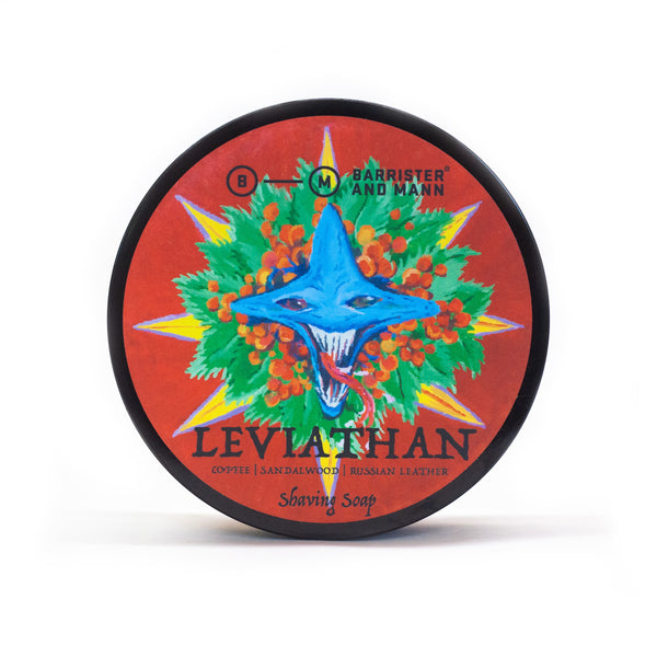Barrister and Mann – Leviathan Shaving Soap