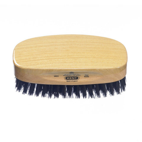 Kent – Military Black Bristle Brush MS23