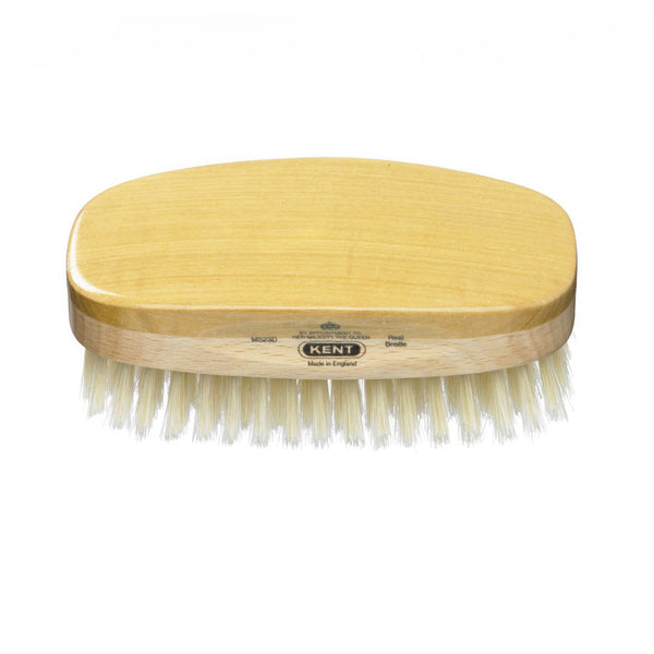 Kent – Military Soft White Bristle Brush MS23D