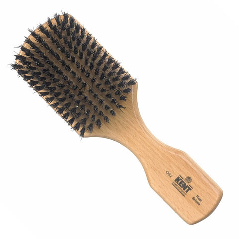 Kent – Rectangular Club Black Bristle Brush OG2
