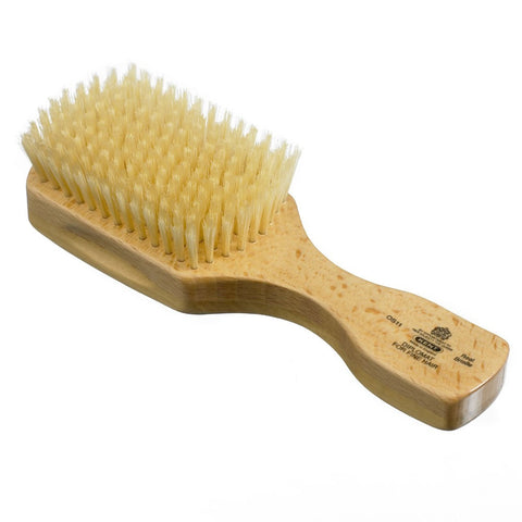 Kent – Rectangular Soft White Bristle Brush OS11