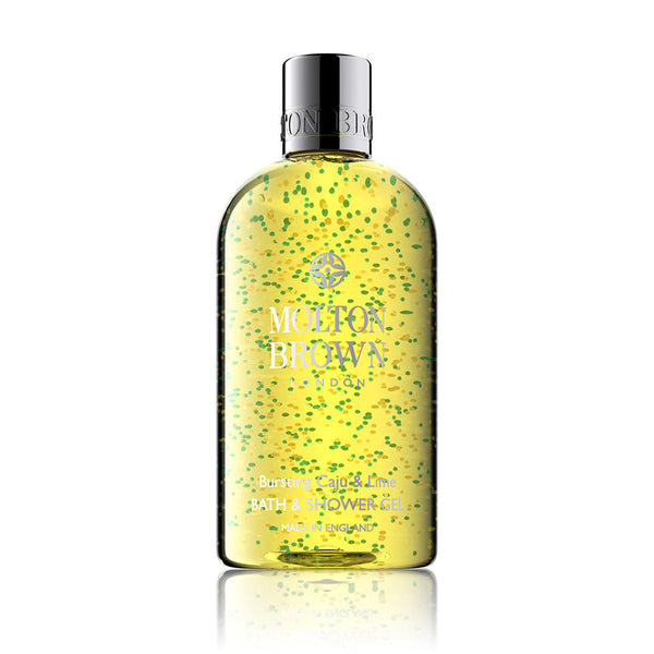Molton Brown – Bursting Caju & Lime Shower Gel
