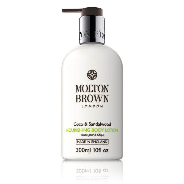 Molton Brown – Coco & Sandalwood Nourishing Body Lotion
