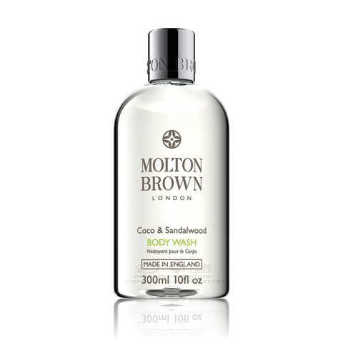Molton Brown – Coco & Sandalwood Body Wash
