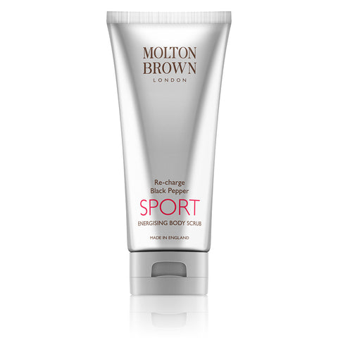 Molton Brown – Re-charge Black Pepper Sport Body Scrub