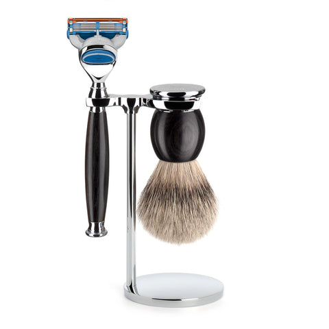 Mühle Sophist Shaving Set – African Blackwood