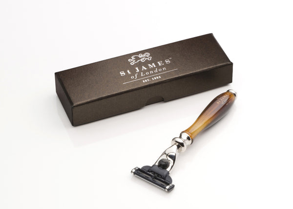 St. James of London – Tortoise MIII Razor