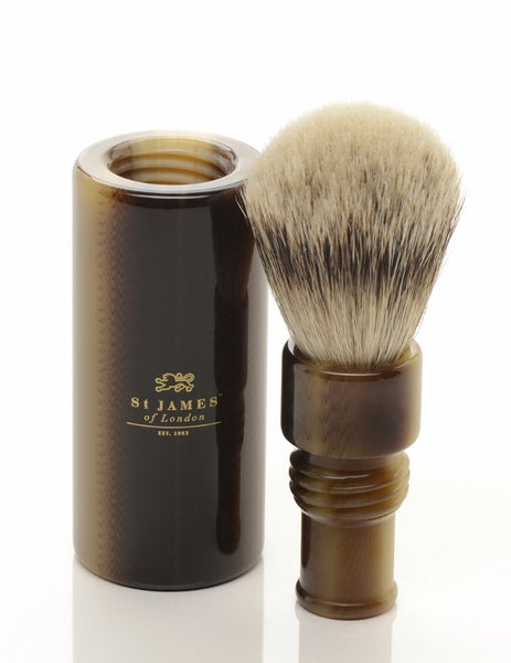 Travel Super Badger Shave Brush