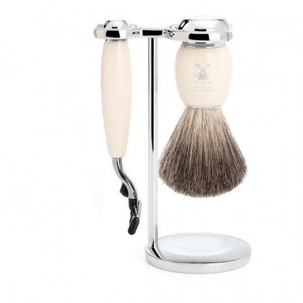 Mühle – Vivo Shaving Set - Ivory Resin