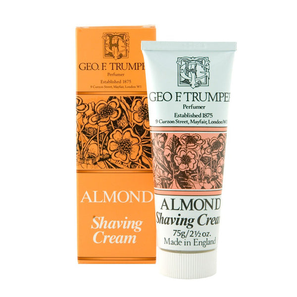 Geo. F. Trumper – Almond Shaving Cream