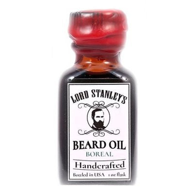 Lord Stanley – Boreal Beard Oil