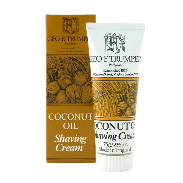 Geo. F. Trumper – Coconut Oil Shaving Cream