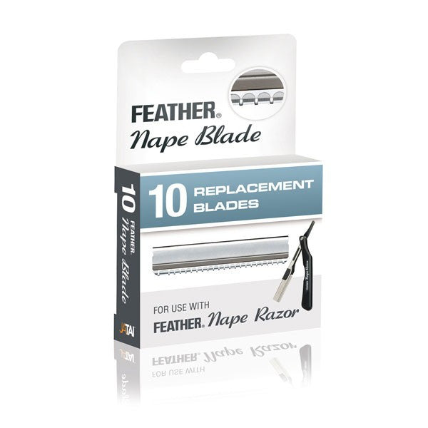 Feather – Nape and Body Blades 10 pack