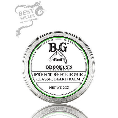 Brooklyn Grooming – Fort Greene Beard Balm