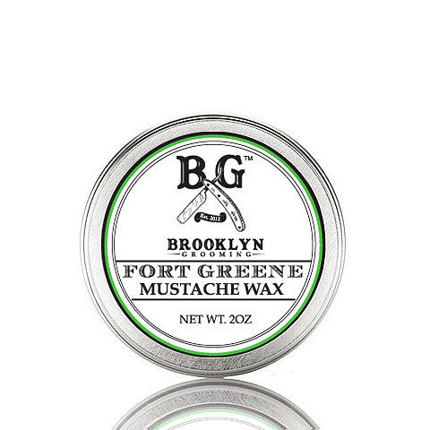 Brooklyn Grooming – Fort Greene Mustache Wax