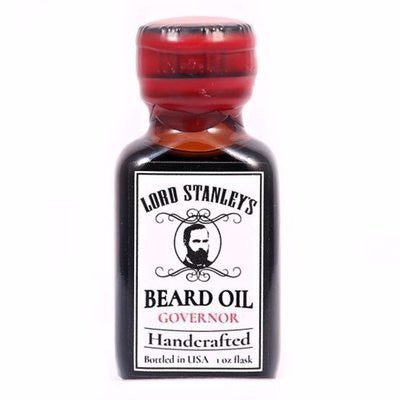 Lord Stanley – Governor Beard Oil