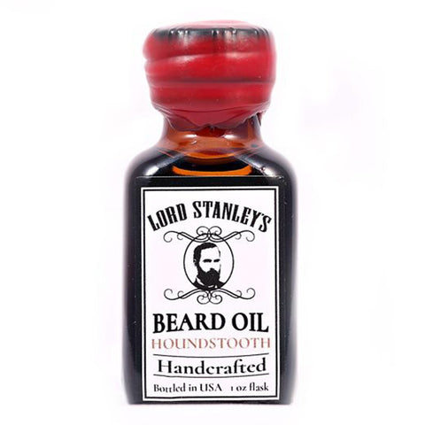 Lord Stanley – Houndstooth Beard Oil