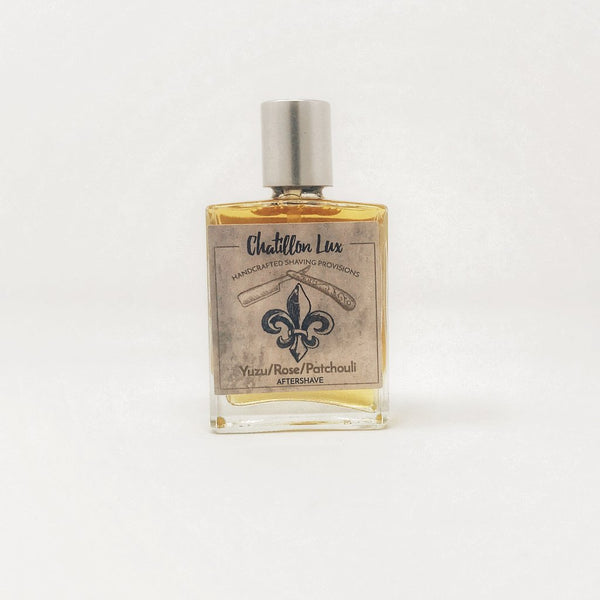 Chatillon Lux – Yuzu/Rose/Patchouli Aftershave