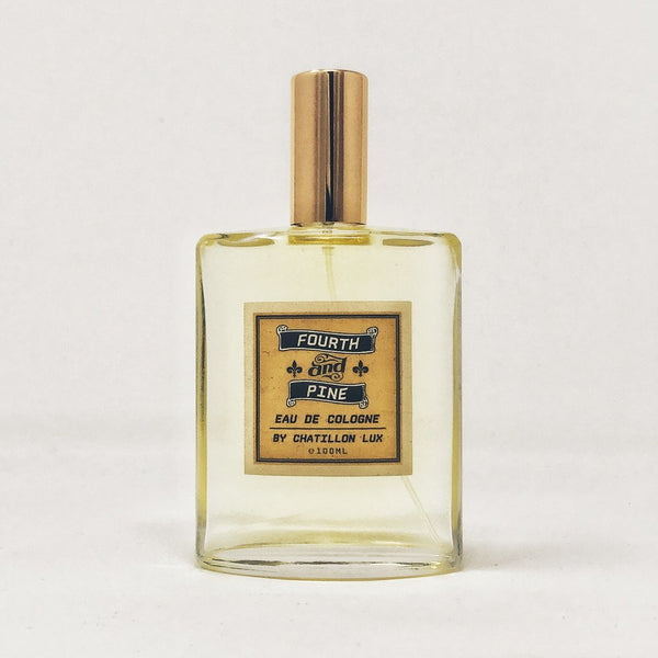 Chatillon Lux – Fourth and Pine Eau de Cologne