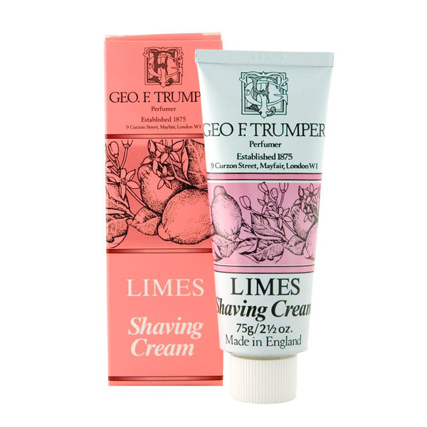 Extract of Limes Shaving Cream