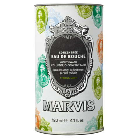 Marvis – Strong Mint Mouthwash