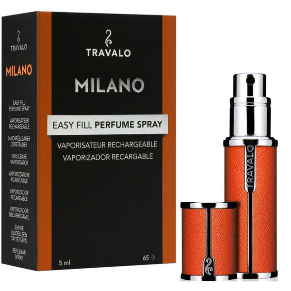 Travalo – Milano Atomizer in Orange