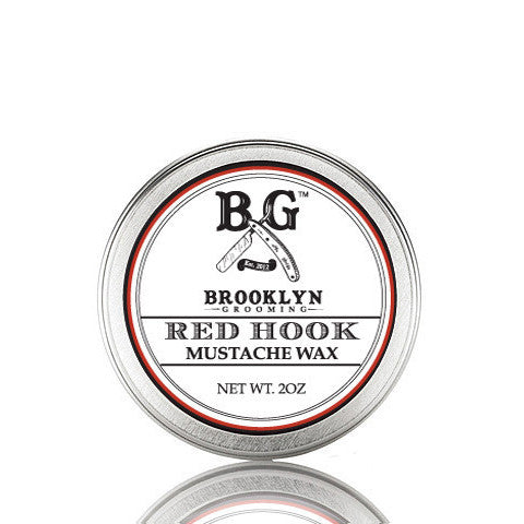 Brooklyn Grooming – Red Hook Mustache Wax