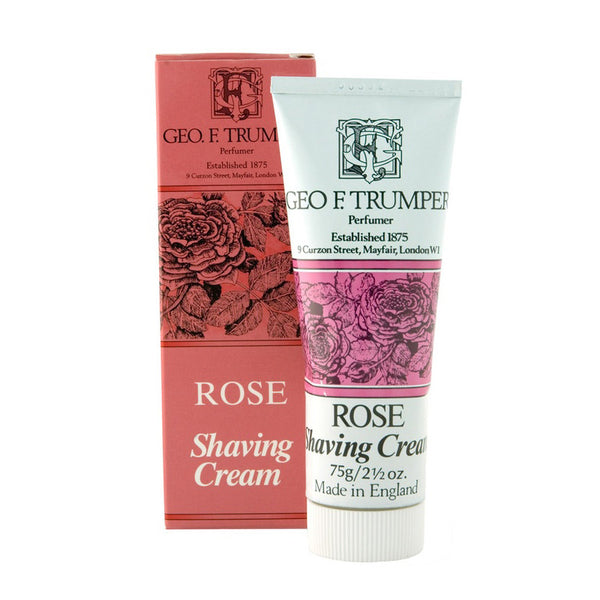 Geo. F. Trumper – Rose Shaving Cream