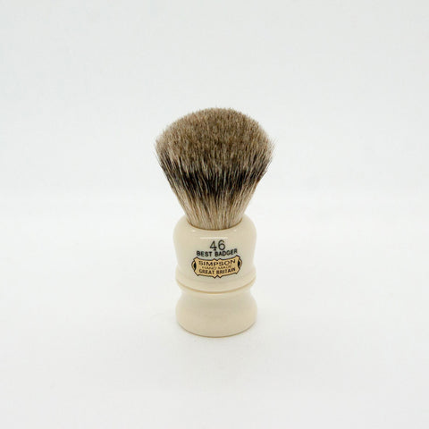 Simpsons –  Berkley B46 Best Badger Shaving Brush