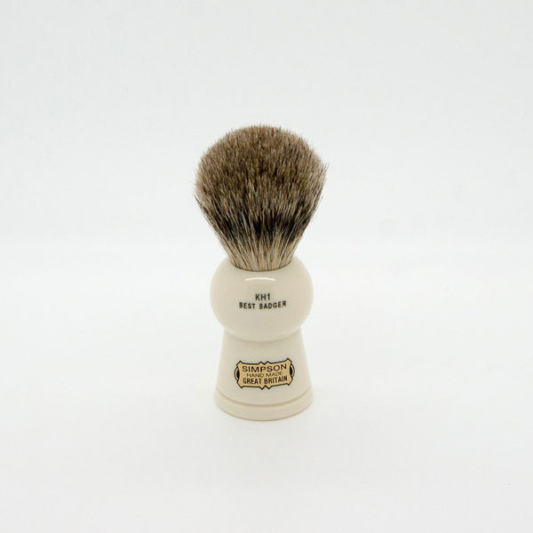 Simpsons – Keyhole KH1 Best Badger Shaving Brush