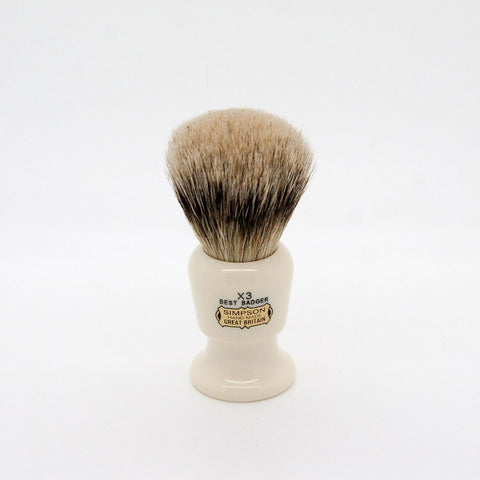 Simpsons – Commodore X3 Best Badger Shaving Brush