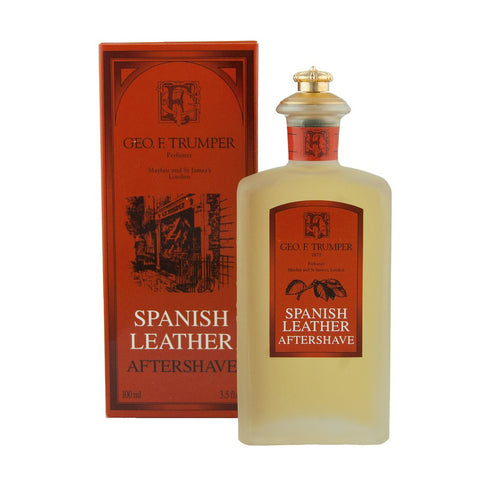 Spanish Leather Aftershave