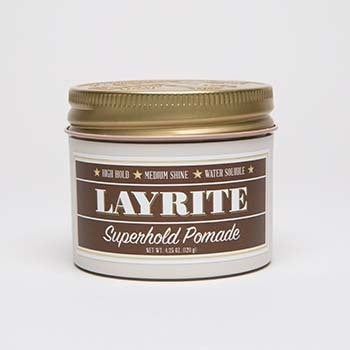 Layrite – Super Hold Pomade