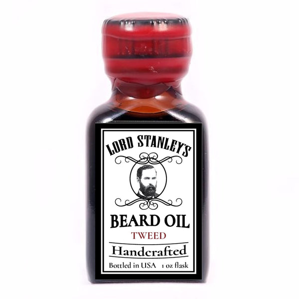 Tweed Beard Oil
