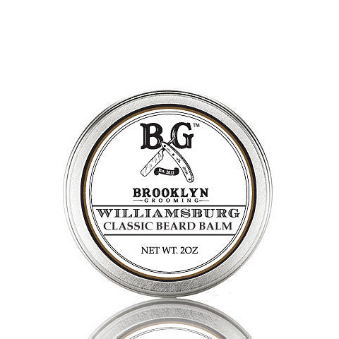 Brooklyn Grooming – Williamsburg Beard Balm
