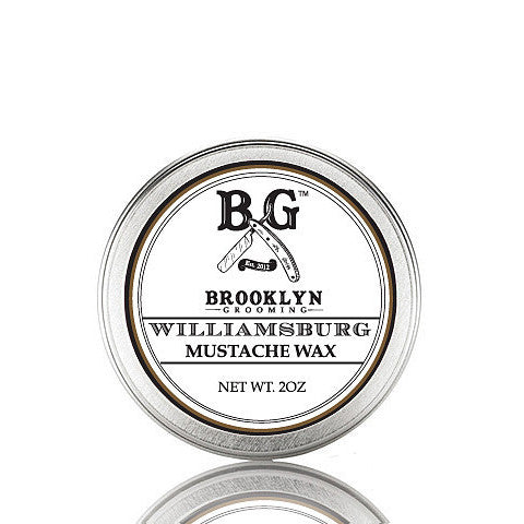 Brooklyn Grooming – Williamsburg Mustache Wax