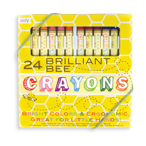 Ooly Beeswax Crayons