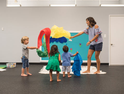 Fort Worth Mommy and Me Classes