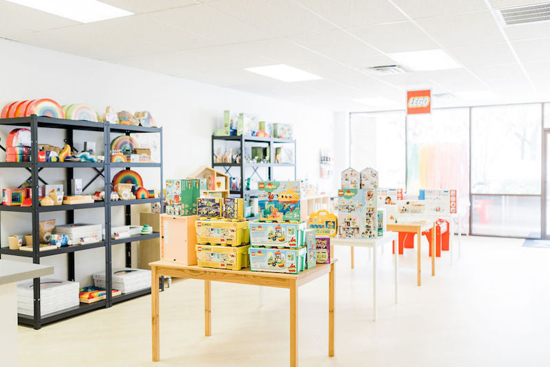 picture of the happy lark toy store